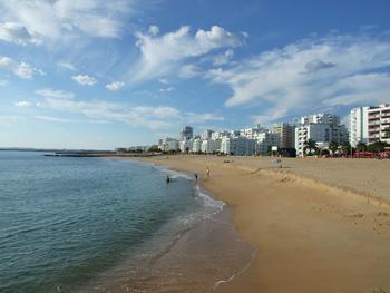Playa de Vilamoura Portugal