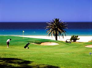 Campos de golf vilamoura