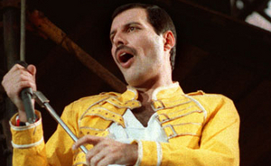 In Praise Of Freddie Mercury