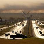 Vast Blaze Near Austin Sets Record
