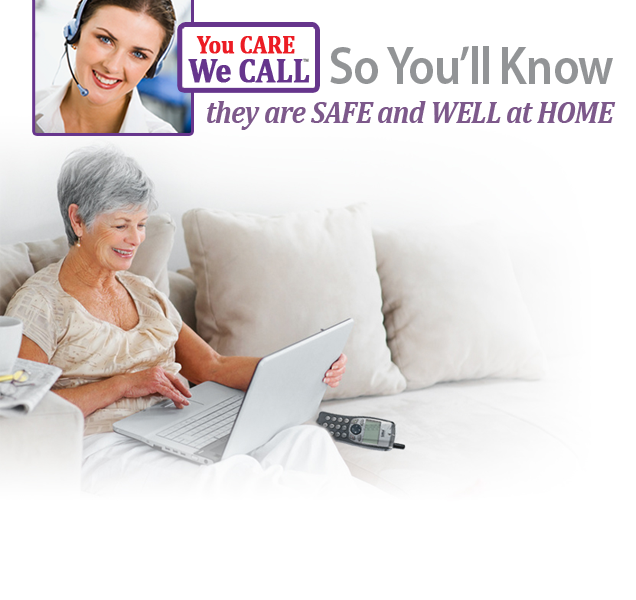 care call options to assist seniors to live independently