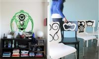 Funny and Modern Wall Sticker Decoration Ideas from Blik
