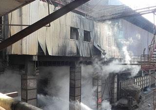 江苏南钢发生铁水外流事故致11人死亡