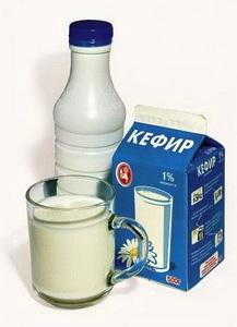 Кисломолочные продукты,польза кефира