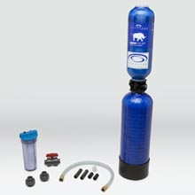Wholehouse water filter