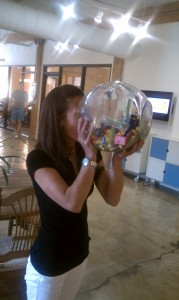 The Bottomless Candy Jar