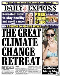 Express retreat