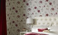 Old Style in Modern Contemporary Retro Wallpaper Decorating Ideas