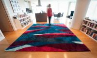Colourful Rugs with Contemporary and Modern Design