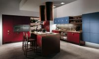Contemporary Modern and Stylish Kitchen Design Ideas with Nature Concept in Mind