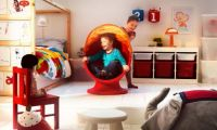 Cheerful and Comfy 2011 IKEA Kids Room Design