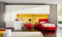 Very Modern and Futuristic Kids Bedroom Design Ideas