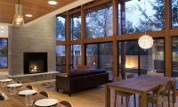 Contemporary Wooden House Design Ideas with Natural Indigenous Materials