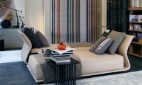 Modern Suite and Comfortable Sofa Bed by Molteni