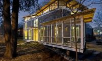 Modern and Sustainable Home Design Ideas – The RainShine House