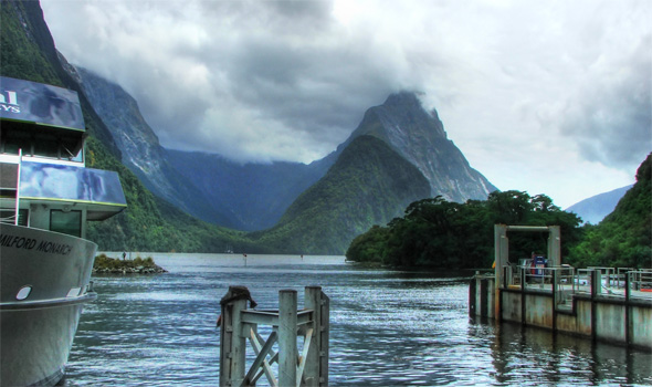 Finally, Milford Sound!