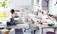 2011 New Ikea Workspace Design and Decorating Ideas