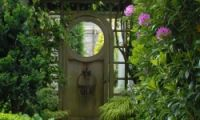 Unique Garden Gates Design ideas and pictures