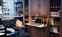 Modern 2012 IKEA Home Office Design and Decorating Ideas