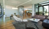 Stylish Ultra Modern Penthouse Design Ideas by Altus Architecture