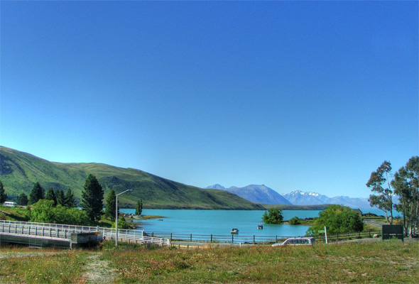 Another shot of Lake Tekapo