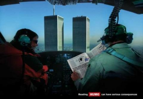 911humo The Very Best / Worst of 9 11 Themed Ads