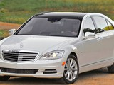 Slide Show: 2012 Mercedes-Benz S350 BlueTec