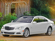 First Drive: 2012 Mercedes S350 BlueTEC