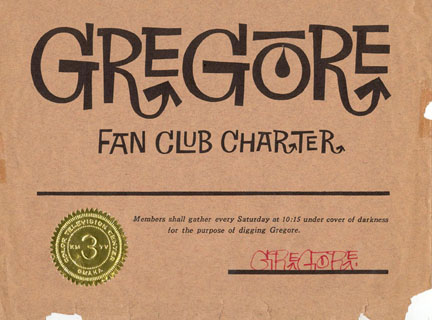 Gregore Fan Club 1