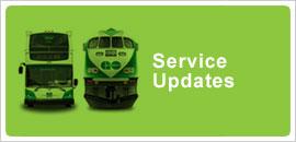 GO Service Updates