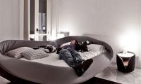 Cozy and Comfortable Wrapping Bed – Bedding Ideas Col letto by Lago