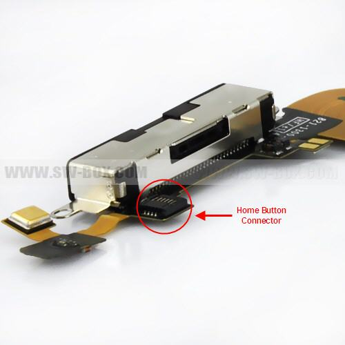 iPhone 5 Data Connector Charger Port Flex Cable