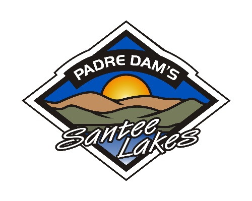 Logo for Santee Lakes