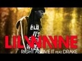 Lil Wayne Right Above It feat. Drake