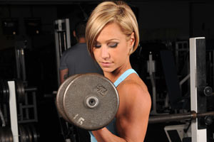 Women Will Not Get Big And Bulky From Lifting Weights, But Instead Lose Fat And Gain Lean, Toned Muscles.