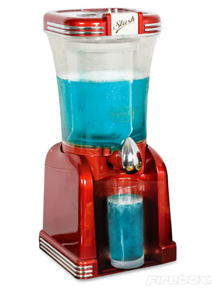 Slushie Maker   Cool Ice Drinks! (Retro Style) slushie maker