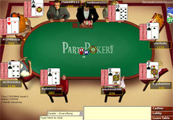 7 Card Stud at Party Poker