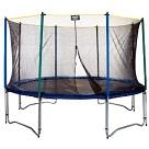 Pure Fun 12-Foot Trampoline and Enclosure Set