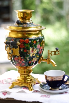 Samovar - Russian Tea Ceremony
