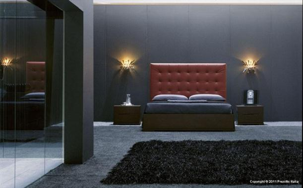 Carpet floor Contemporary Bedrooms decorating From Presotto