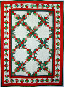tennessee waltz quilt for christmas