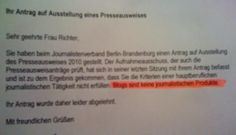 DJV Presseausweis