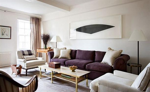 Calm decoration on Modern Interior Design by Shawn Henderson