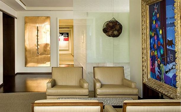 Traditional decoration on Modern Interior Design by Shawn Henderson