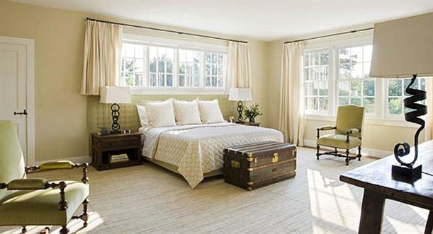 Master Bedroom on Modern Interior Design by Shawn Henderson