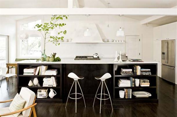 Separator Natural and Modern Mid Century Interior Design