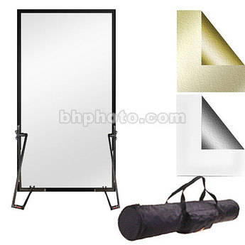 "Photoflex Litepanel PVC 39x72"" Frame/Panel Reflector Kit #1"