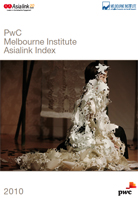 PwC Melbourne Institute Asialink Index, 2010 edition