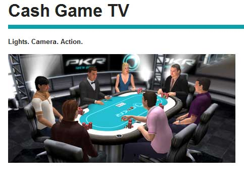 Become a Pokerstar on TV!