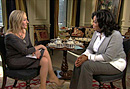 J.K. Rowling and Oprah